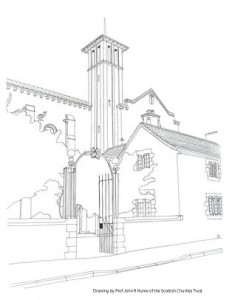 st peters drawing with text